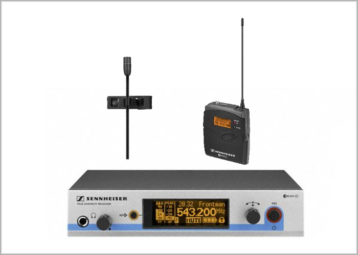 EW 500 beltpack radio image